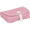 Koeka Hoes voor Babydoekjes Antwerp - Blush Pink