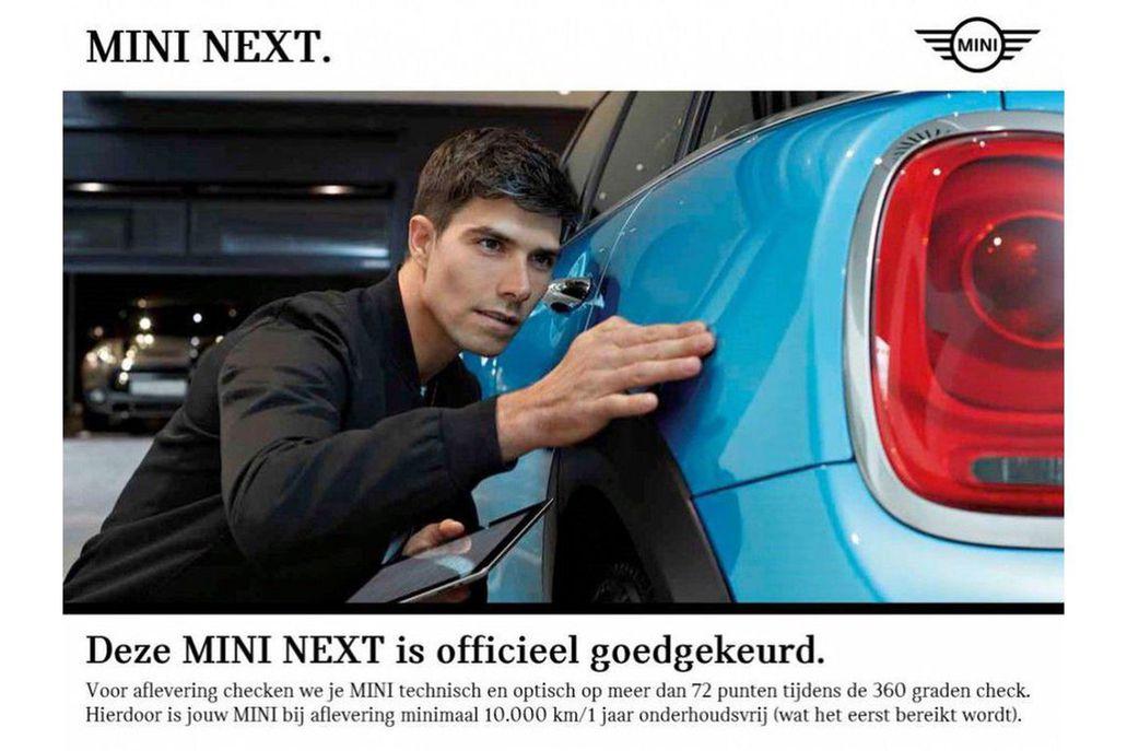 MINI Cooper 3-deurs Chili Serious Business Verwacht : december