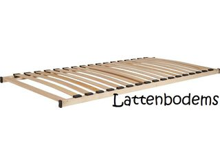 Lattenbodems