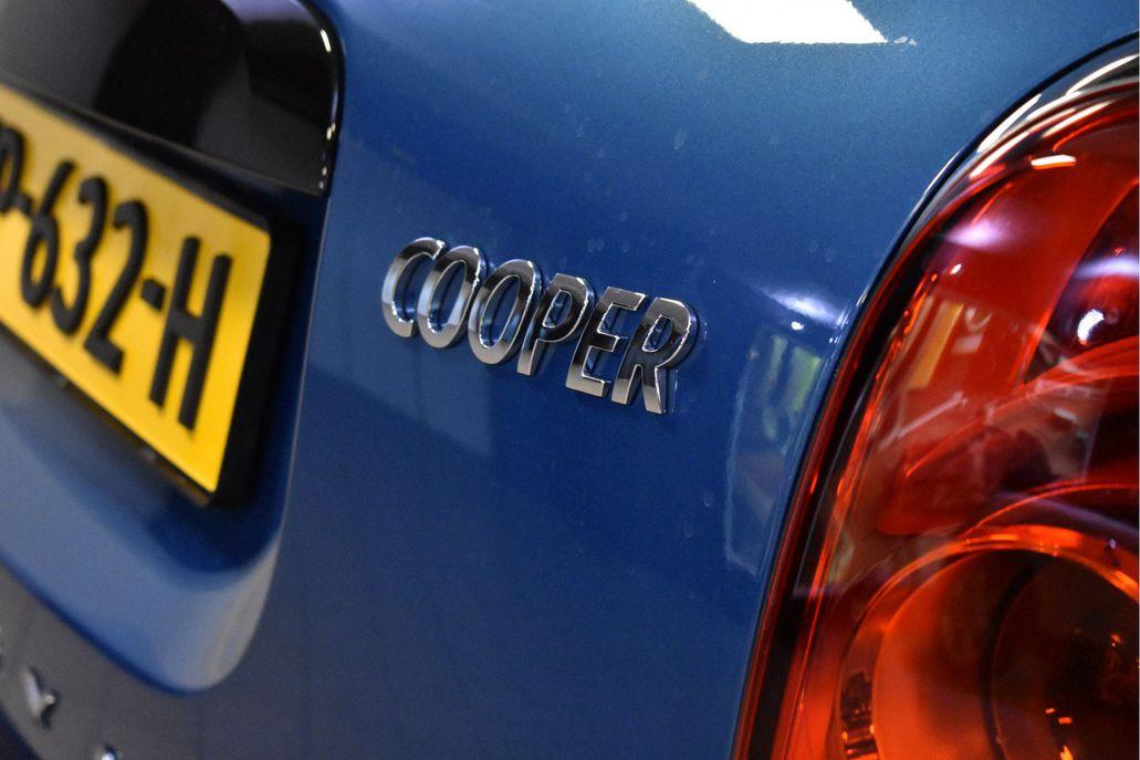 MINI Cooper Countryman Chili Aut.