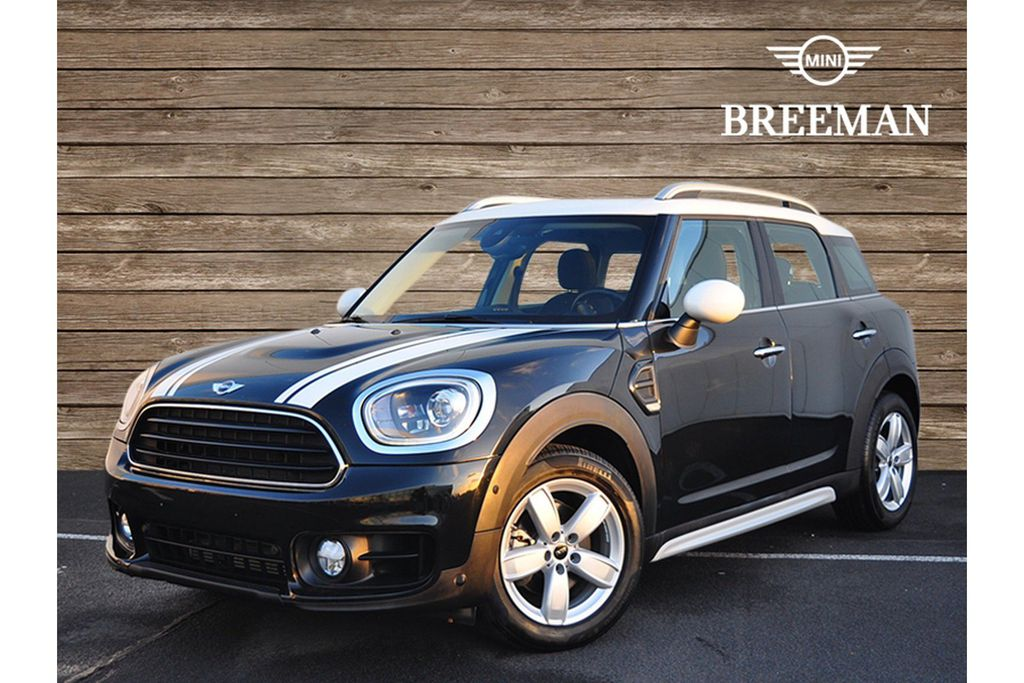 Breeman Mini Voorraad Mini Cooper Countryman Aut