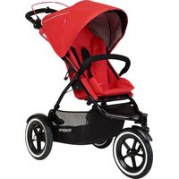 Phil & Teds Sport Buggy - Cherry