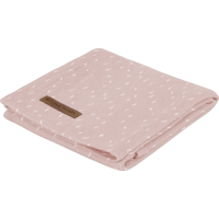 Little Dutch Swaddle Doek - Sprinkles Pink