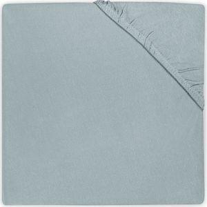 Little Lemonade Hoeslaken Jersey 60x120cm - Stone Green