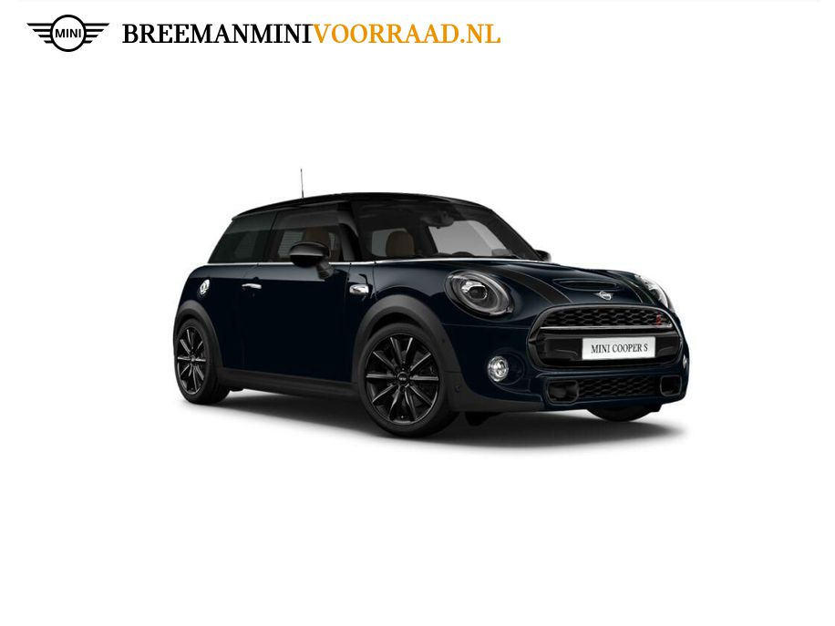 MINI Cooper S 3-deurs 60 Years Edition