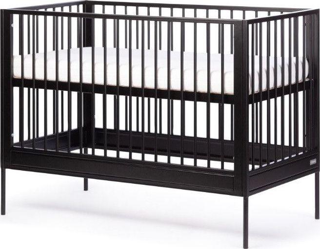 Baby Ledikant Zwart.Coming Kids Ledikant Bliss Black Bij Babyhuis Casita