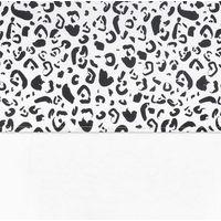 Jollein Laken 75x100cm Leopard - Black White