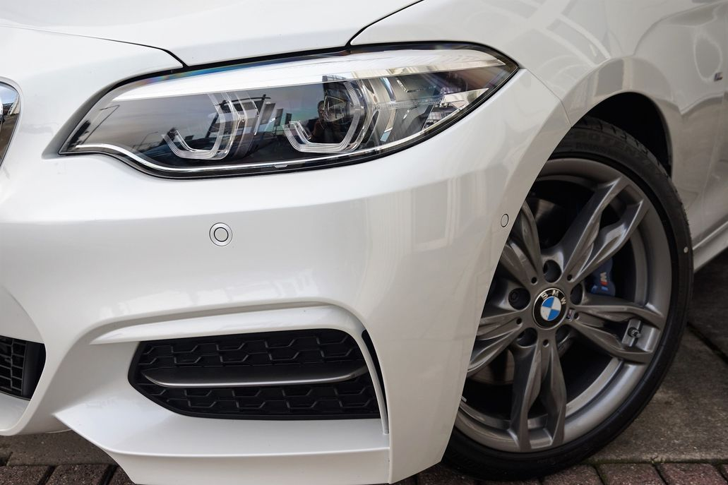 BMW 2 Serie M240i Cabrio High Executive Aut.