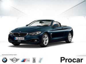 BMW 440 i Cabrio Advantage Innovationsp. Navi Prof.