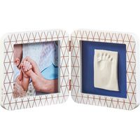 Baby Art My Baby Touch Simple print frame - Copper