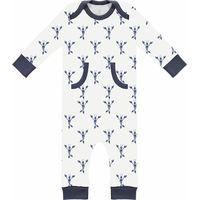Fresk Pyjama Lobster Indigo Blue - 0-3 m