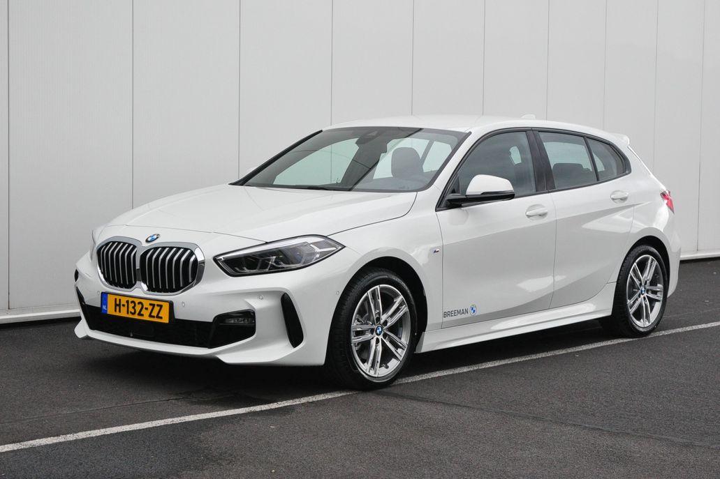 BMW 1 Serie 118i High Executive M Sport Aut.