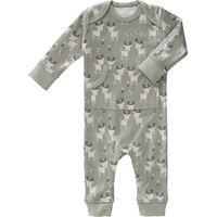 Fresk Pyjama Deer Forest Green 3-6 m (UL)