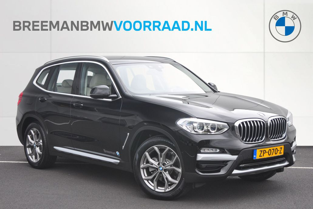 BMW X3 xDrive20i High Executive Xline Aut.