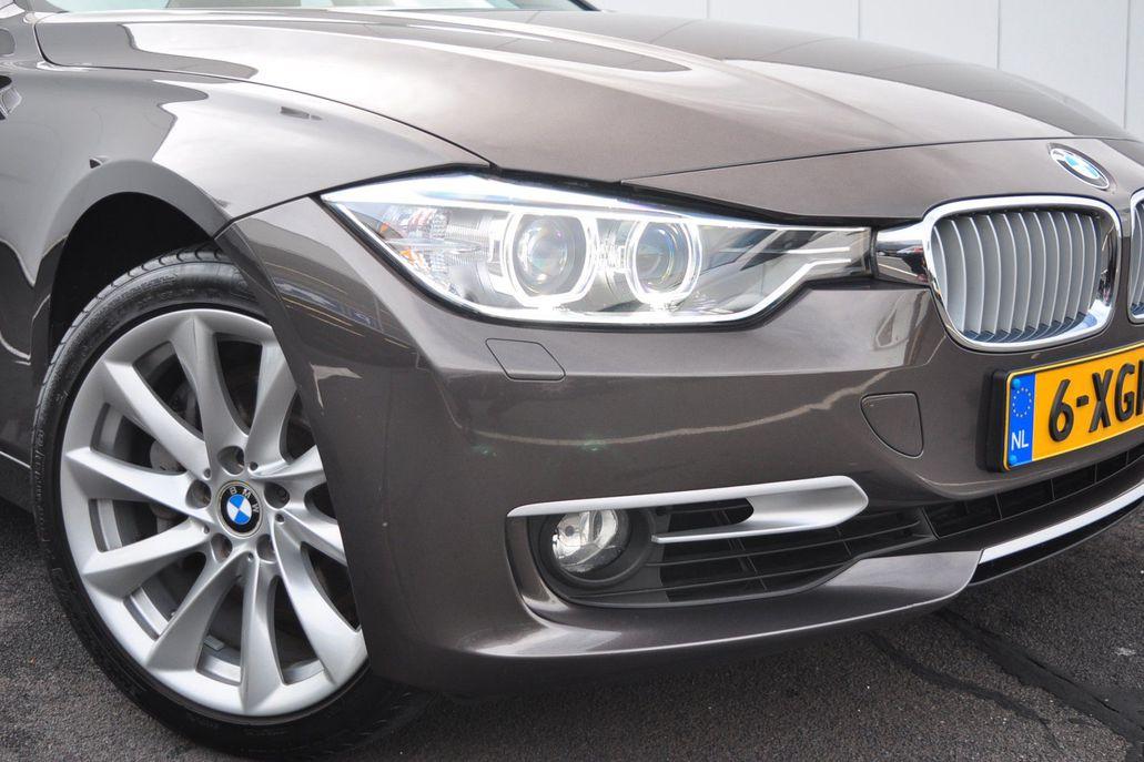 BMW 3 Serie 335i Sedan High Executive Luxury Line Aut.