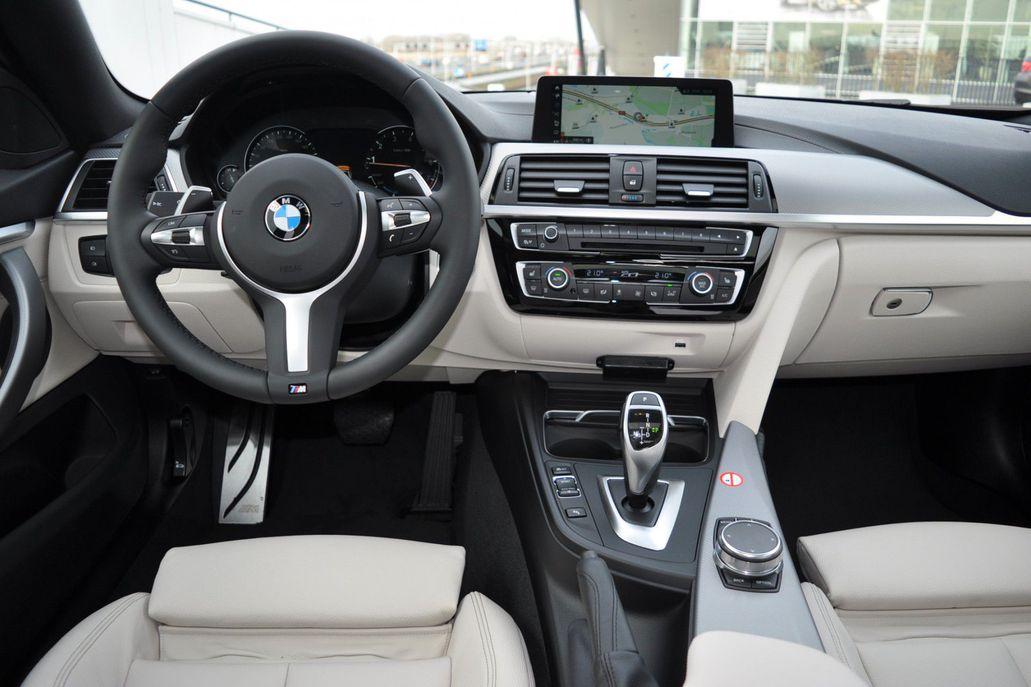 BMW 4 Serie 420i Gran Coupé High Executive M Sport Aut.