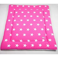 Baby's Only Boxkleed Ster Fuchsia / Wit