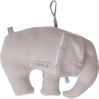 Bamboom Decoratiekussen New Vintage Olifant - Roze