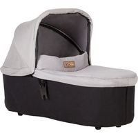 Mountain Buggy Carrycot Plus - Silver