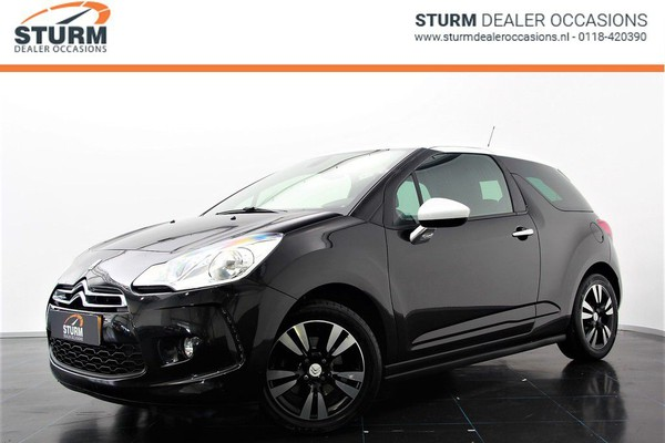 Citroën DS3 1.6 120 pk SO CHIC | Climate & Cruise Control | 16'' | Rijklaarprijs!