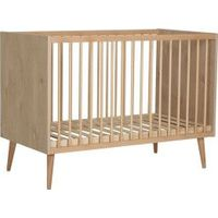Quax Ledikant Cocoon - Natural Oak