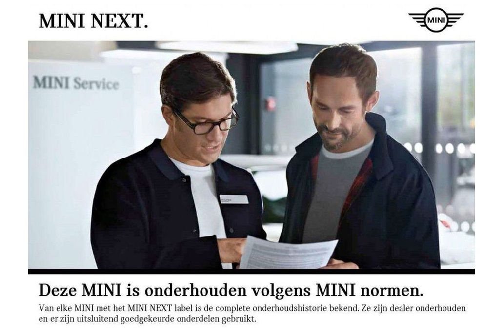 MINI One 3-deurs Business
