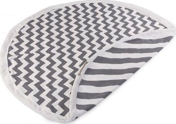 Childhome Playmat/Toybag Tipi Stripes / Zigzag