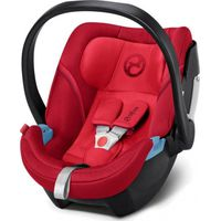 Cybex Aton 5 - Rebel Red