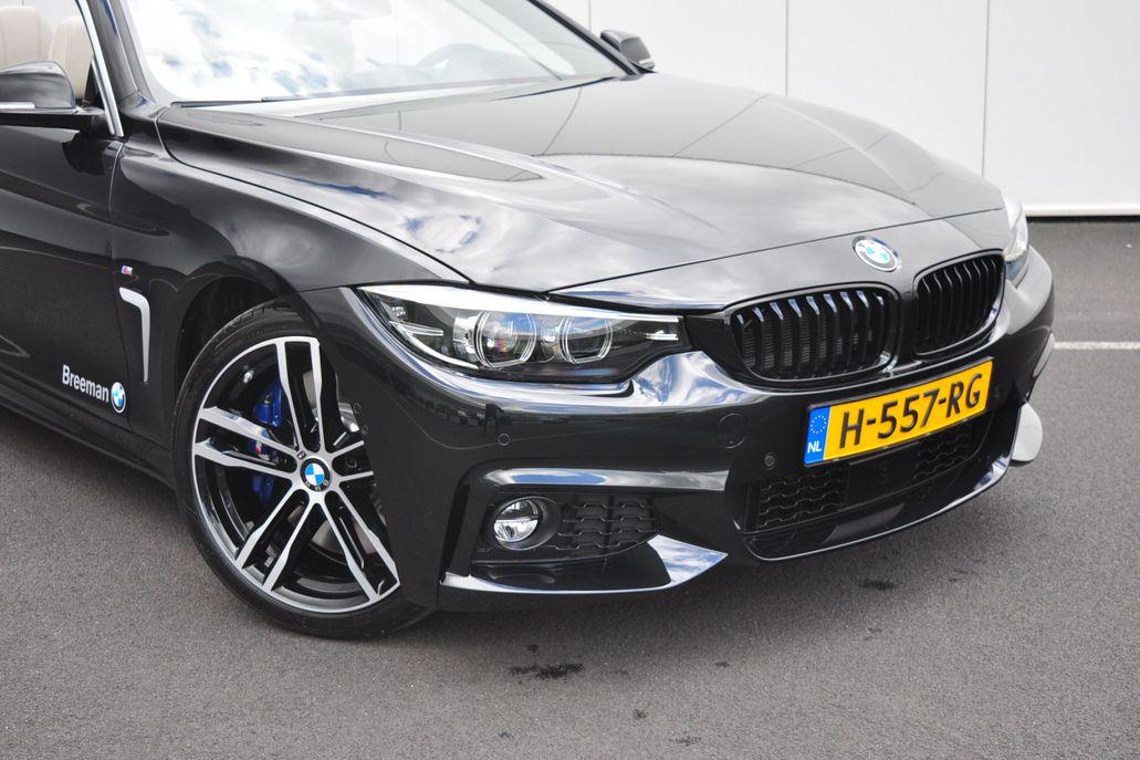 BMW 4 Serie 430i Cabrio High Executive M Sport Aut.