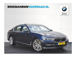 BMW 7 Serie 740i Sedan High Executive Aut
