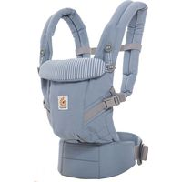 Ergobaby Babydraagzak Adapt 3 Posities - Azure Blue