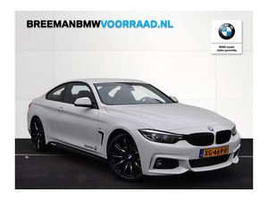 BMW 4 Serie 420i Coupé High Excutive M Sport Aut.