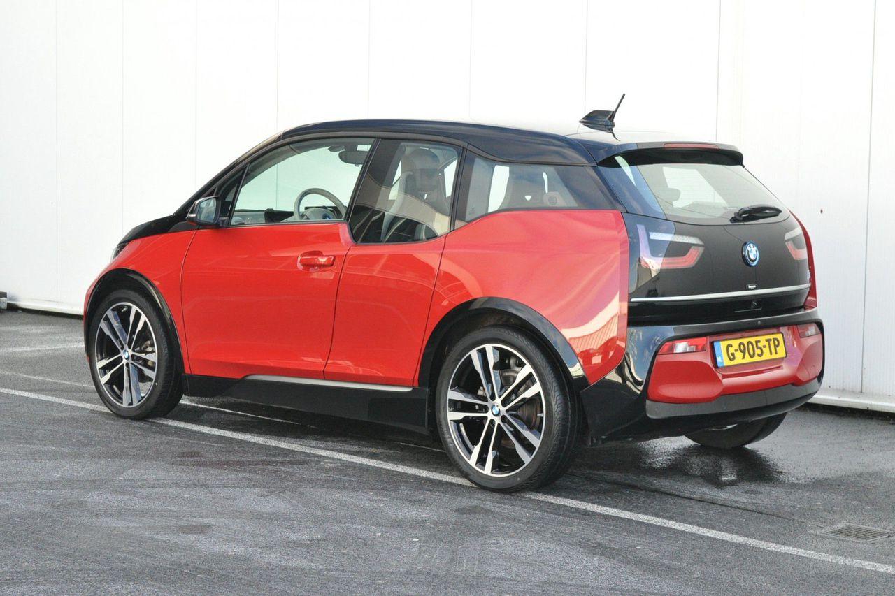 BMW i3S Executive Edition 120Ah 4% bijtelling