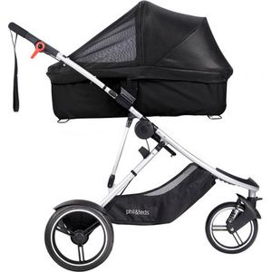 Phil&Teds Sun Cover Carrycot Dash