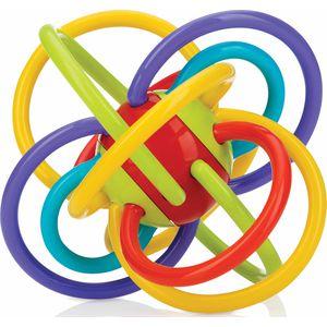 Nuby Lots-a-loops bijtspeeltje - 6m