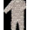 Fresk Pyjama Deer Ash Grey 6-12m