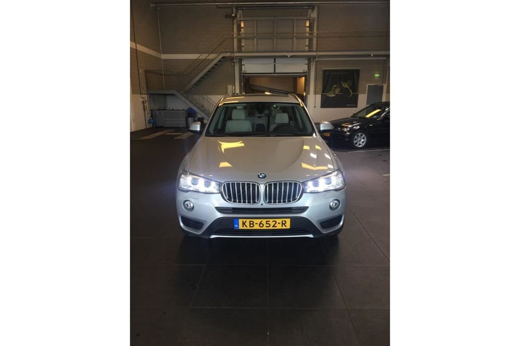 Bmw X3 Xdrive 2 8i Centennial High Executive Aut