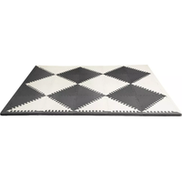 Skip Hop Puzzel/Speelmat - Black/Cream