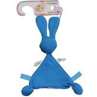Petit Villian - Knuffeldoekje Aqua Blauw Konijn