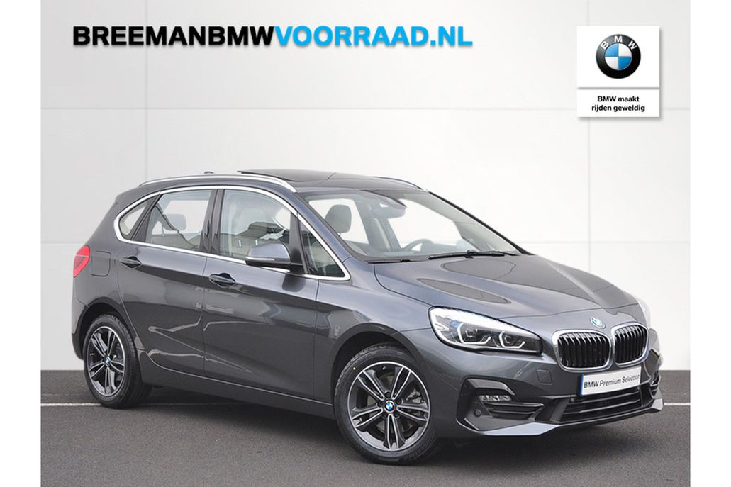 BMW 2 Serie 220i Active Tourer High Executive Sport Line Aut.