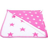 Baby's Only Omslagdoek Ster Fuchsia / Wit