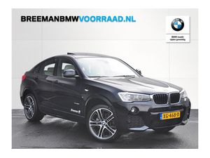BMW X4 xDrive20i High Executive M Sport Aut.