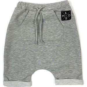 KMDB Short Maat 80 Sierra- Grey