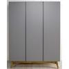 Quax Hanglegkast 3-deurs Trendy - Griffin Grijs