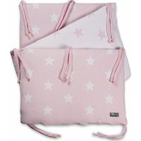 Baby's Only Ster Bedomrander Baby Roze/ Wit