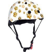 Kiddimoto Helm Special Edition - Paws - S