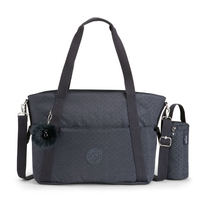 Kipling Luiertas Little Heart - Night Blue Emb