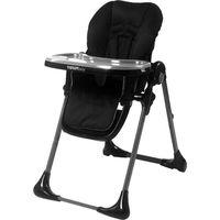 Titaniumbaby Kinderstoel de Luxe - Stone Black