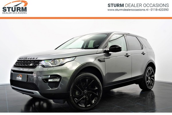 Land Rover Discovery Sport 2.2 TD4 4WD HSE LUXURY | Black Design Pack | 20'' | Leder | Xenon | Navi | Trekhaak