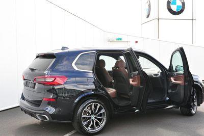 BMW X5 xDrive40i High Executive M Sport Aut
